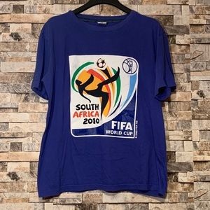 🔘2010 South Africa FIFA World Cup Tee🔘
